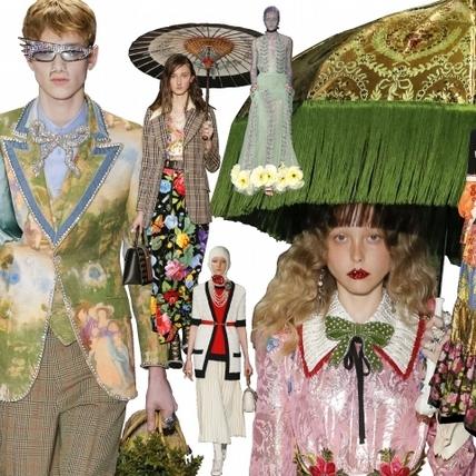 【2017秋冬米蘭女裝周】Gucci  鍊金術士的祕境