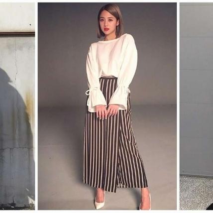 羨慕明星們把寬褲穿得好潮嗎?GU為亞洲女性打造時尚舒適的寬褲!