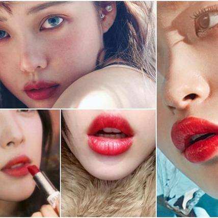 美出新高度!今夏最in唇妝新畫法 打造充滿水光、Juicy豐潤的4D唇