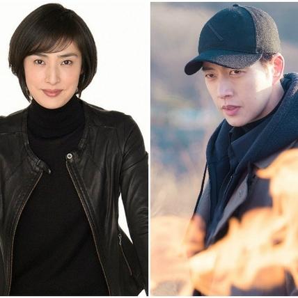 日韓劇上檔  朴海鎮《Man x Man》天海祐希《女王偵訊室2》收視發威
