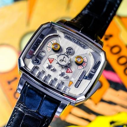 【Baselworld 2017】獨立製錶Hautlence(豪朗時)彈珠台腕錶實玩