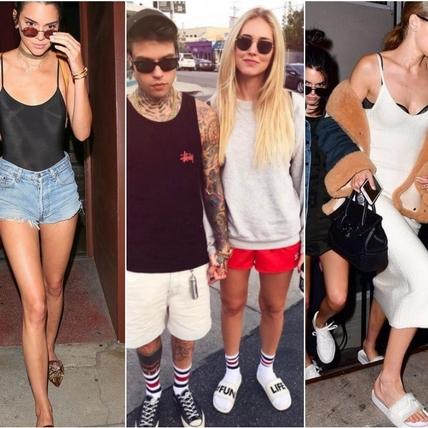 時尚完成度就靠腳上這一雙!瘋遍全球的拖鞋時尚你跟上沒?