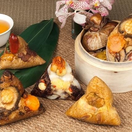 國宴級「鮑魚八寶福袋粽」,端節送禮氣派就選這一顆
