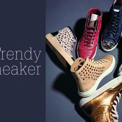 新潮運動鞋