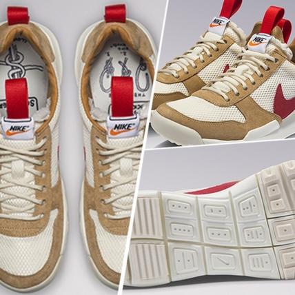 穿出你的故事!睽違5年 Nike再度攜手藝術家Tom Sachs推出都市機能鞋