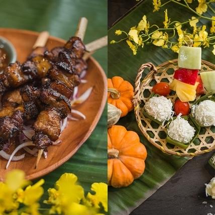 創意泰菜「Thai Bazaar泰集」,春夏新菜好味上桌