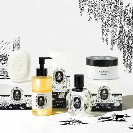 「馥郁玫瑰香、清新無花果都是妳專屬的!」內行香氛控注意,diptyque推出經典香水身體產品系列~