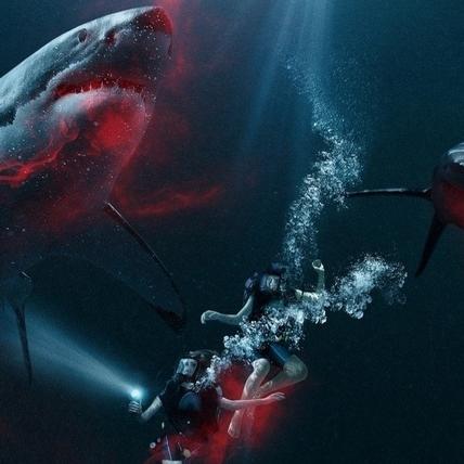薄荷仔推推/《深海鯊機》瞎趴姊妹的缺氧自救法則