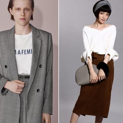 灰色格紋、西裝外套即將大勢!GU推出「女紳時尚」教你快人一步的早秋趨勢