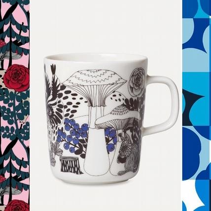 Marimekko秋冬再出招!用童話森林帶你領略芬蘭之美