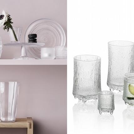 餐桌也要換季!Iittala「露珠」「融冰」系列帶來芬蘭仲夏的繽紛清涼