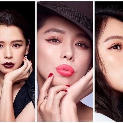 「這些都是很我的顏色!」徐若瑄:「唇膏足以代表一個女人的心境、當下想要說的話。」妳們一眼相中那款唇色呢?