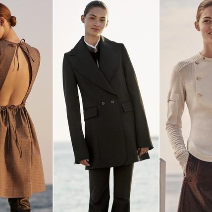 時尚信徒們請注意!H&M 2017 Studio秋冬,簡約不失設計感還有點小酷