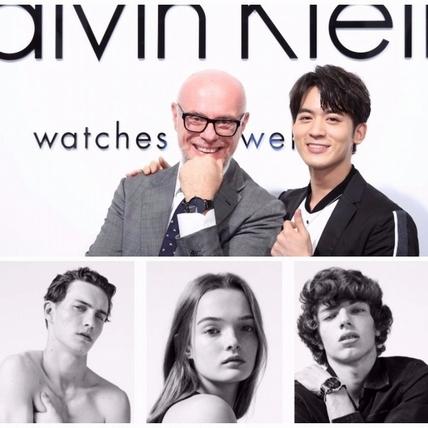 20歲的青春正盛——Calvin Klein watches + jewelry 品牌總裁Carlo Giordanetti專訪