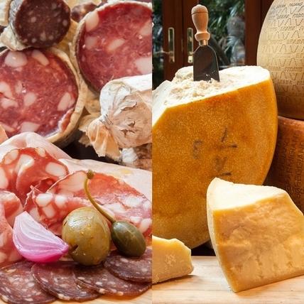 正宗義大利風情!TOSCANA主廚秘製醃肉、20萬Parmigiano帕馬森起司輪番上桌