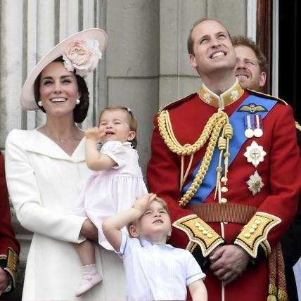快猜生男還是女?英皇室宣布凱特王妃喜懷第三胎!