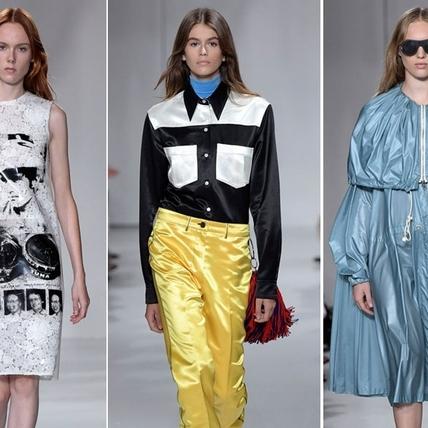 Calvin Klein 2018春夏大秀 譜寫新CK的都市美學