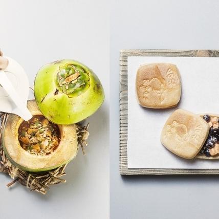 初秋的豐饒台灣味,RAW秋季新菜上桌
