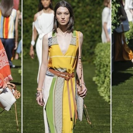 Tory Burch 2018 紐約春夏時裝秀 清爽迷人的初夏時光