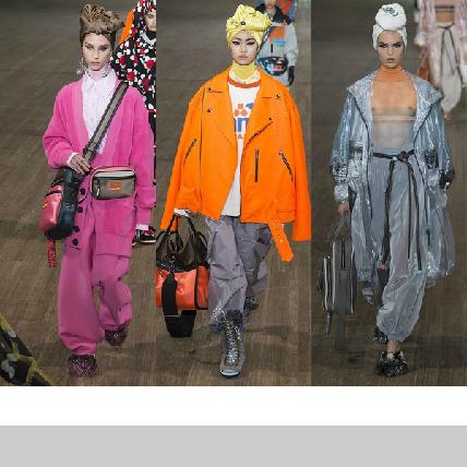 Marc Jacobs 2018春夏大秀 神遊異地的紐約狂想