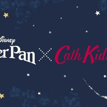 收割少女心!Cath Kidston推出彼得潘聯名系列 攜手奇妙仙子飛向夢幻島