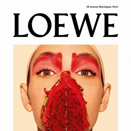零時差直播!LOEWE 2018春夏大秀