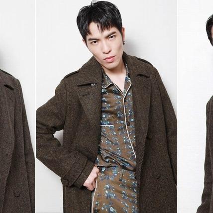 誰潮誰先穿!蕭敬騰扭腰擺臀搶先穿上H&M x ERDEM年度設計師聯名系列