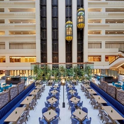 王朝酒店全新「SUNNY BUFFET」11月1日開幕,「SUNNY」同名者免費吃到飽