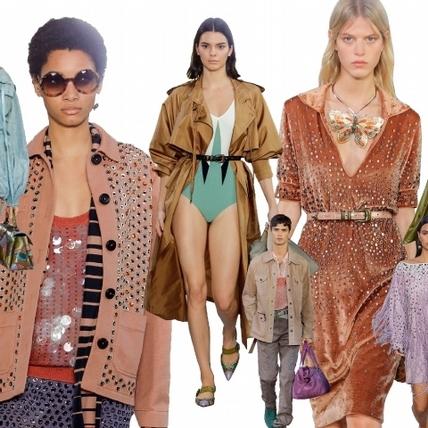 【2018春夏米蘭女裝周】Bottega Veneta    色彩的魔法