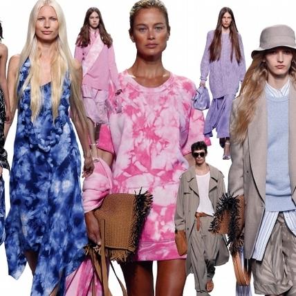 【2018春夏紐約女裝周】Michael Kors Collection     馬里布假期