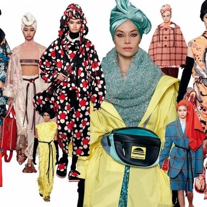 【2018春夏紐約女裝周】Marc Jacobs      在某處