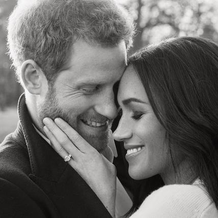哈利王子宣布訂婚!2018春天婚禮 情定美國影星梅根瑪克爾