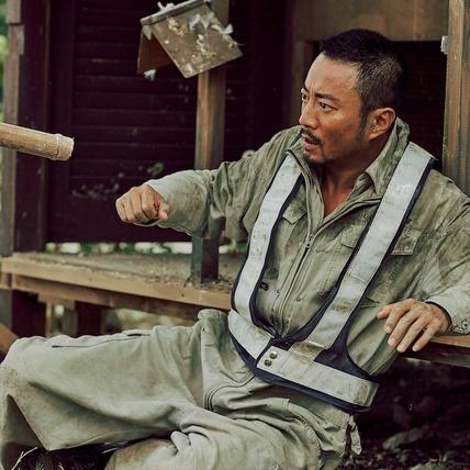 福山雅治《追捕》張涵予 最強配角白鴿攪局救援
