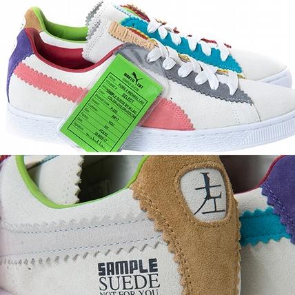 搶到算你厲害!PUMA結合香港公仔大師打造童趣十足「樣本鞋」,全台限量25雙