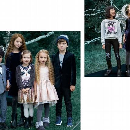 為什麼沒有大人款!H&M童裝派對系列讓你恨不得自己也是孩童身