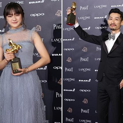 金馬54/陳竹昇變性奪男配 14歲「天才少女」文淇噴淚拿女配