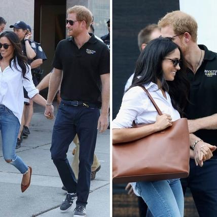 「我們是兩個相愛的平凡人」哈利王子與女友Meghan求婚 過程浪漫又溫馨