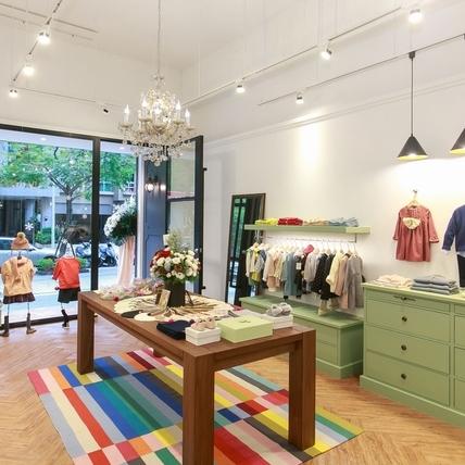 英國小王子、小哈珀御用品牌來台 進駐 BLANCHE 嬰幼兒時尚選品店