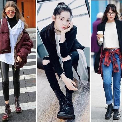 冬天永不敗的穿搭聖品!人人都該有一雙的Dr.Martens馬汀靴