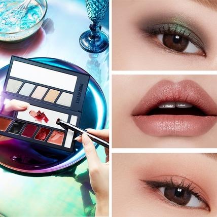 一盤就能打造20多種妝容!今年聖誕就用PONY EFFECT獨角獸彩妝盤搞定眼、唇、頰
