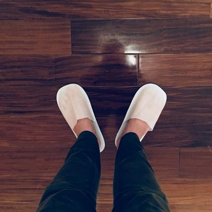 江鵝【俗女日常】鬼才偷拖鞋