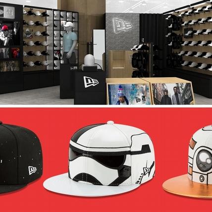 帽子變形有救了!New Era快閃推出整帽服務,還有多款星際大戰聯名系列進駐