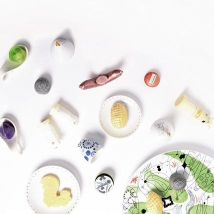 午茶裡的藝術狂想!W飯店 X 西班牙設計金童Jaime Hayon聯名下午茶展現跨界食尚