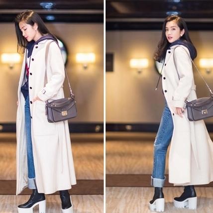李冰冰、歐陽娜娜,時尚部落客最愛的Mademoiselle Longchamp推出法式撞色新款