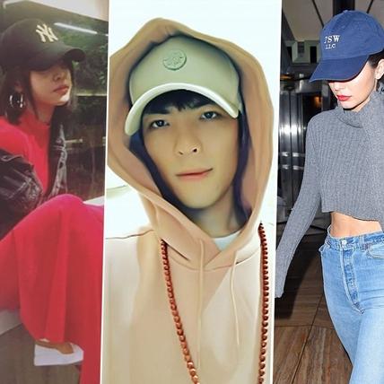 巨星都要戴帽子!看完呸姐蔡依林、蕭敬騰和昆凌趕緊入手一頂復古老帽