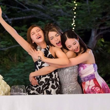 《閨蜜2》延檔半年終於要上映 陳意涵揪張鈞甯瘋狂搞笑
