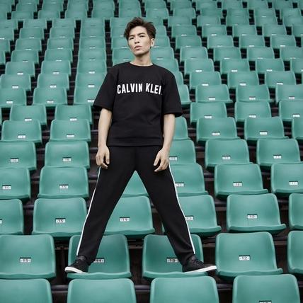 Calvin Klein首位亞洲代言人就是他!蕭敬騰破尺度大秀好身材
