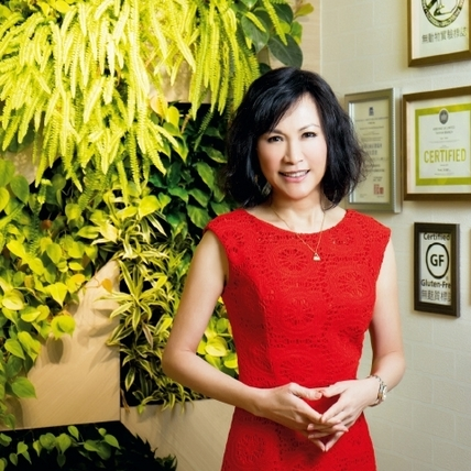 艾薾保國際行銷台灣分公司副總裁─葉靖慧:女人的美麗,只能高標準對待
