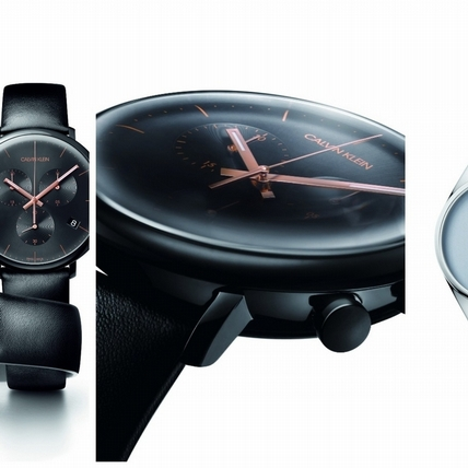 限時粉紅快閃店 CALVIN KLEIN watches + jewelry 2018新品「形色」上市