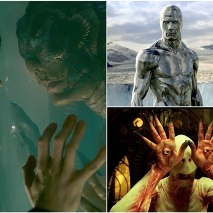 怪物專業戶! 《羊男》瞳魔、《水底情深》兩棲水怪都是他